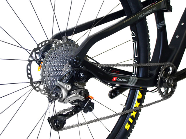 Volcan stealth bike feature 2