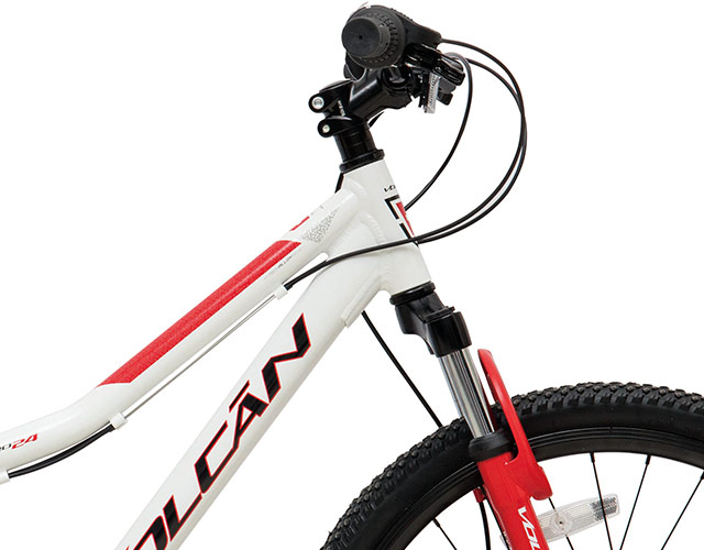 Volcan bicycle - Blizzard 24 3