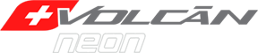 Volcan Logo Neon