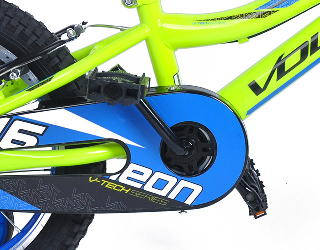 Volcan bicycle - Neon Boys 16 inch 1