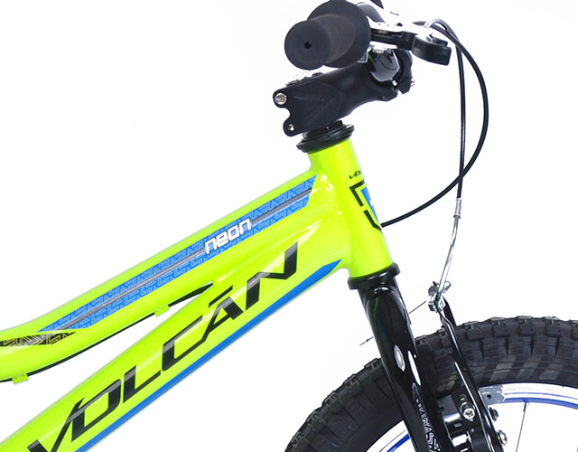 Volcan bicycle - Neon Boys 16 inch 2