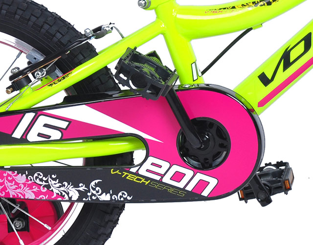 Volcan bicycle - Neon Girls 16 inch 1