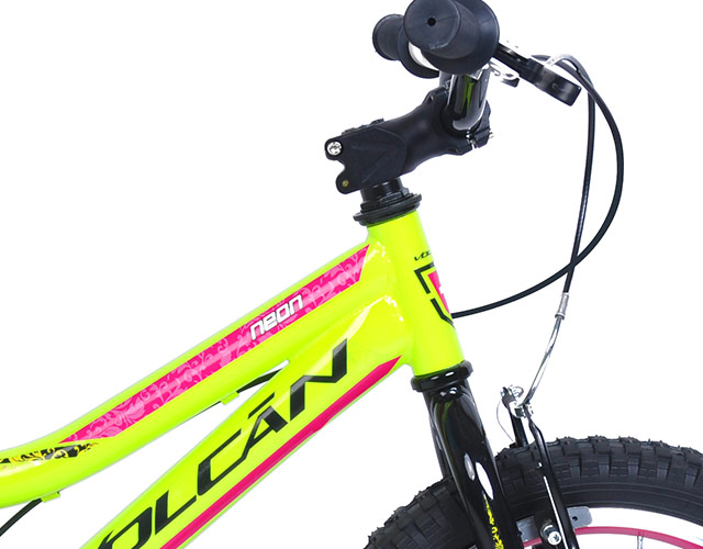 Volcan bicycle - Neon Girls 16 inch 2