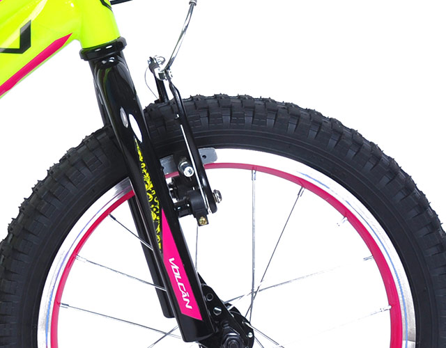 Volcan bicycle - Neon Girls 16 inch 3