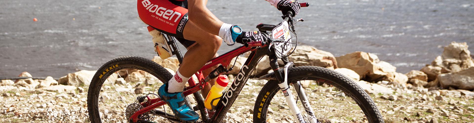 Volcan professional mountain bikes - Tephra HT