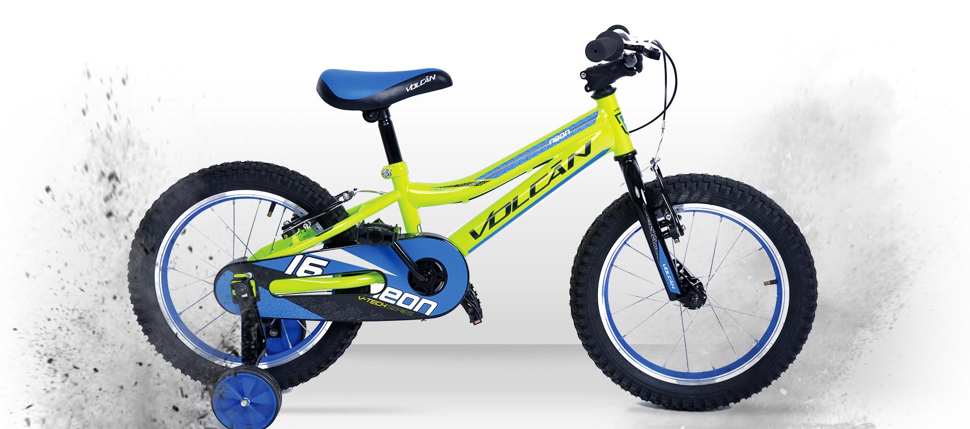 Volcan Mountain Bikes - Neon Boys