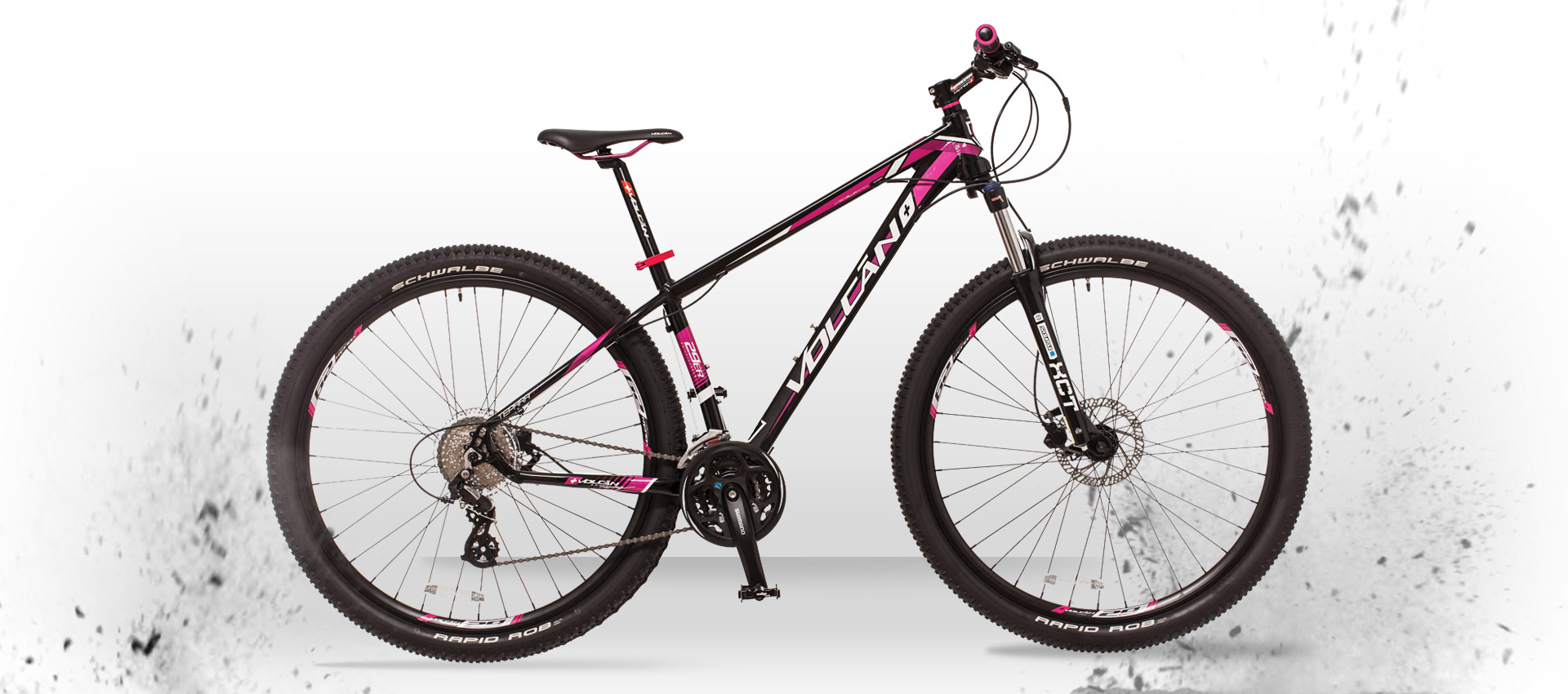 TEPHRA HT Volcan Bicycles