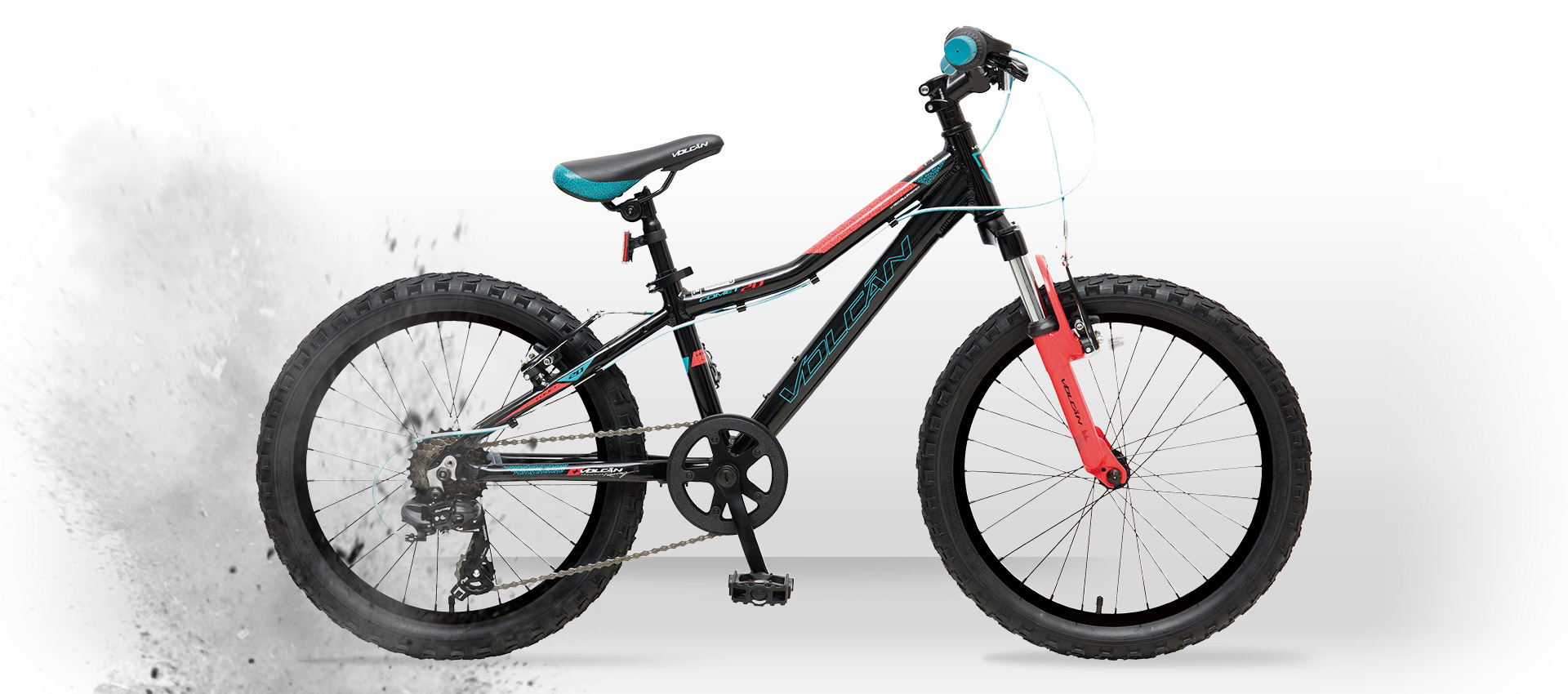 Volcan Kids Mountain Bikes - Comet 20""