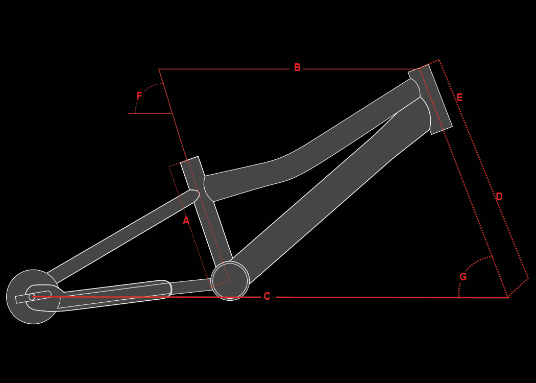 Geometry Chart for Volcan Neon